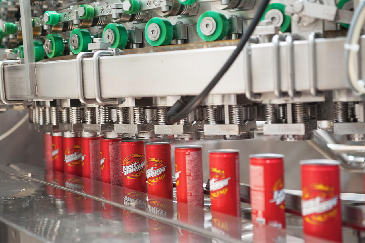 Proizvodnja Fast energy drink